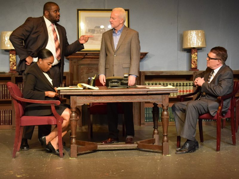 RACE Opens Eyes and Minds at The Stagecrafters Theater