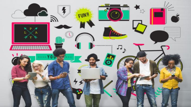 Millennials, Gen Z Want Distraction—and Action—From Brands During Crisis