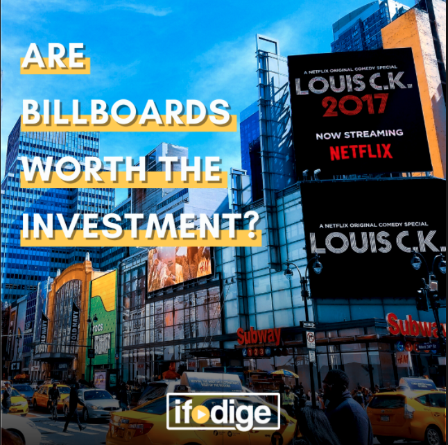 5 reasons to use billboards for your business
