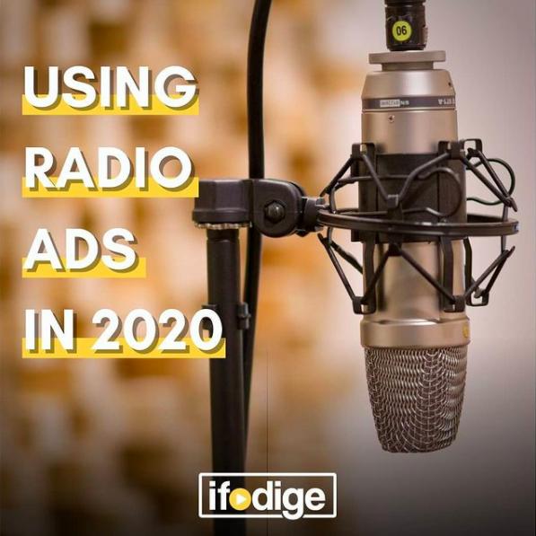 USING RADIO ADS IN 2020