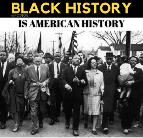 EVERYDAY is BLACK History