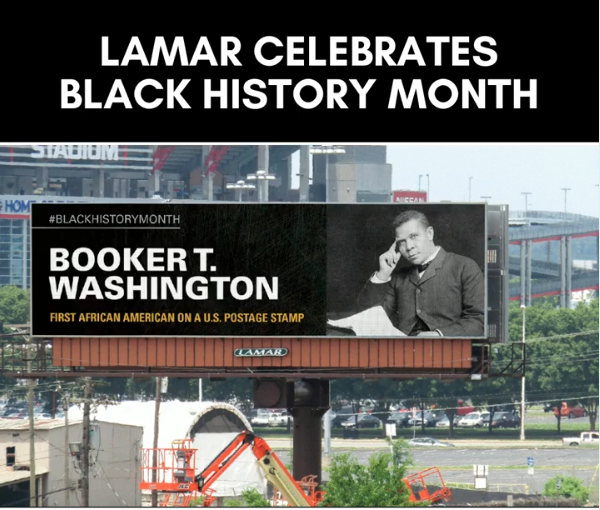 LAMAR Celebrates Black History